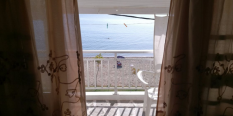 VILA MENELAOS VRASNA BEACH LETO 2019 – na plaži