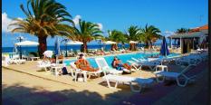 CHRYSSI AKTI  & PARADISE BEACH 3* Hotel Zakintos leto 2017 na plaži sa bazenom