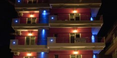 "HOTEL ""ERATO INN"" Paralia hotel  leto 2016"