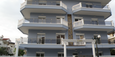 DUPLEKSI FENIKS 2 GIRNI – PARALIA LETO 2018 – 20 m od plaže – NOV OBJEKAT