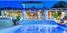 Hotel ANNA 3*- PEFKOHORI LETO 2017-  DVOJE DECE GRATIS