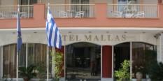 Hotel Mallas 2 * – Nea Kalikratia Halkidiki leto 2016.