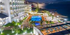 Hotel Saranda Palace 4* Saranda leto 2021 – na plazi sa bazenom