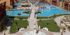 Hotel TITANIC PALACE 5* Hurgada Egipat leto 2015