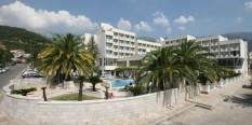 Hotel Mediteran 4+* – Bečići – leto 2020.
