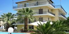 Hotel STAVROS BEACH stari deo LETO 2016