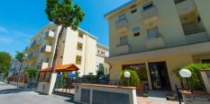 Hotel Vannucci 3* – Marina Centro, Rimini – leto 2020.