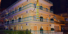Vila Emilios – Paralija – (80m od plaže, u centru) – leto 2020.