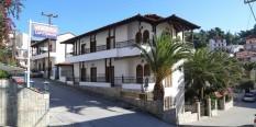 Vila Tzina Neos Marmaras leto 2019