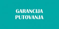 GARANCIJA PUTOVANJA