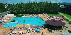 Hotel CONTINENTAL 3*- Suncev Breg LETO 2018