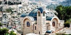 Izrael 2020. (Jerusalim, Nazaret) od 949€