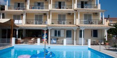 Hotel apartman NIDRI BAY Nidri Lefkada LETO 2017