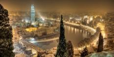 MILANO, ĐENOVA JEZERO KOMO – NOVA GODINA 2018