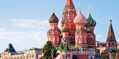 Moskva i St. Peterburg 2020.