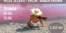 Roze Jezero – Pačirska Banja – Banja Vrdnik (termini 05.09. i 12.09.) (Polazak iz KV,ČA,KG,KŠ,TS,VB,BG) – od  2200,00 din