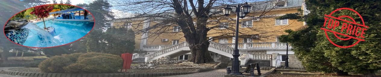 Vila Lazar Vrnjačka Banja  – bazeni Vrnjačke Terme – promo cena