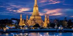 Tajland Nova godina 2018