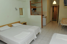 Hotel BIRDAS Nea Kalikratia 3