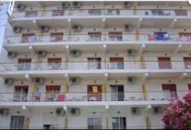 Hotel BIRDAS Nea Kalikratia LETO 2017 1