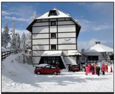 Hotel Srebrna Lisica - Feniks tours Kraljevo