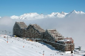 Paradiski Francuska zima 2016-Feniks tours