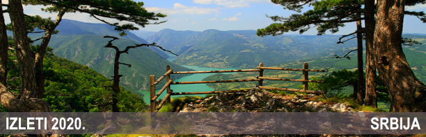 Srbija - izleti