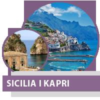 Sicilia i Kapri