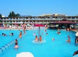 hotel Continental, Suncev Breg, Bugarska, LETO; LETOVANJE