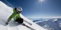 Tignes i Val D'Isere 10. januar – 17. januar  2016.