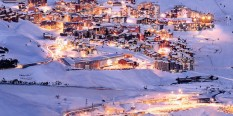 Tri doline – Val Thorens  07-14. januar 2017.