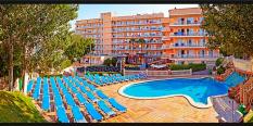 HOTEL CLUB PALMA BAY 3*Playa De Palma Majorka LETO 2018