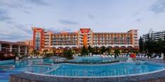 Hotel Hrizantema 4* – Sunčev breg – leto 2020.