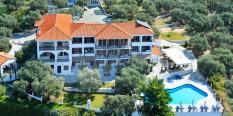 Hotel Vila Natassa 2* Skala Rachoni Tasos LETO 2018