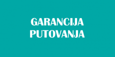 GARANCIJA PUTOVANJA 2020.