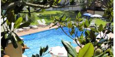 Vila Hotel Petridis Pefkohori LETO 2020