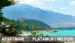 PLATAMON I NEI PORI - APARTMANI