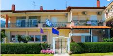 Vila Samara Stavros leto 2022 –  na plazi